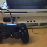 Update:This is the PlayStation 4 controller prototype it's real