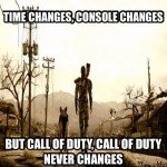 Call of Duty Never Changes