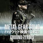 Metal Gear Solid: Ground Zeroes on PS Vita!