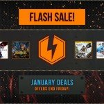 PlayStation Flash Sale till Friday – 50% off on select games